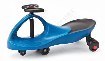 Машинка детская, синяя «БИБИКАР» (Bibicar, blue colour)