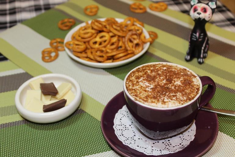 как приготовить фраппе дома с молотым кофе