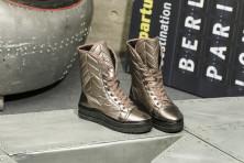 Дутики King Boots KB639BG Beige Бежевый