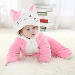 Кигуруми пижама зверь 🐈 Hello Kitty 🐱