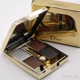 Тени Dior 4 цвета 07