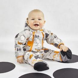 JONATHAN BABY комбинезон SOFTSHELL