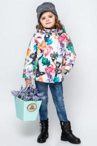Весенняя куртка для девочки VKD-2