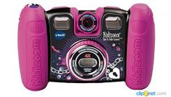 детский фотоаппарат от фирмы VTech - отличный подарок