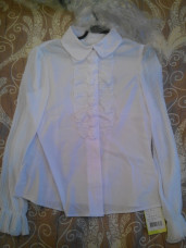 Школьная форма блузка