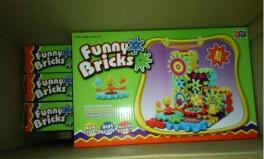 Конструктор Funny Bricks,81 деталь