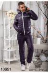 Спортивный костюм на меху - 10651