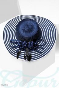Шляпа с декором