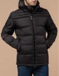 Практичная куртка цвета кофе модель 12055