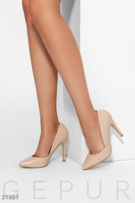 Туфли базового оттенка