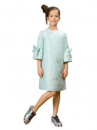 платье для  девочек (р. 7-11)