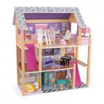 """Кукольный дом """"Уютный коттедж"""" с мебелью"""