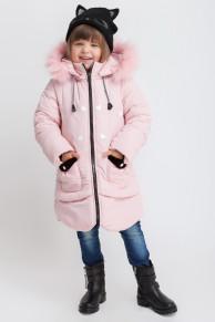 Пальто зимнее КОШЕЧКА