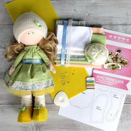 """Набор для шитья кукол """"Принцесса Вероника"""""""