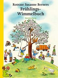 Frühlings-Wimmelbuch - Mini