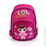 Детский рюкзак Лол 03 Розовый