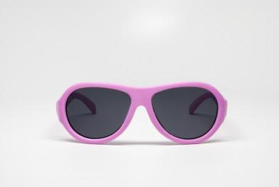 Сз/очки Babiators Бэйбиаторы Розовый размеры 0- 3 лет и 3-7+