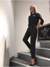 Комбинезон Black Rich темно-серый
