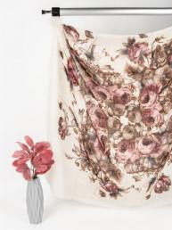 Палантин (платок) PLATOK ROMANTIC BEIGE ROSA