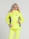Куртка зимняя Snow Headquarter В-8057, желтый