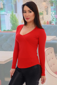 Блузка №10458