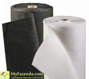Укрывной материал белый 42 гр. (10 м*1,10 м)