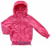 Куртка для девочки  Капюшон с регулировкой фиксаторами, воро