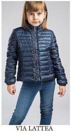 Куртка для девочки осень-весна