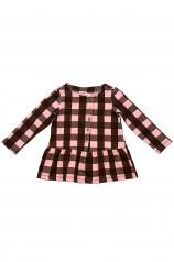 Блузка UD 1173 розовый