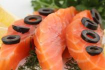 Семга (лосось филе кусок  ) 300 грамм