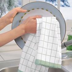 Полотенце кухонное 60х40, СМАРТ/Белый Кот.