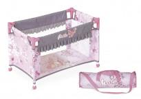Манеж-кроватка для куклы серии Мария, 50см