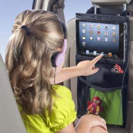 Авто-органайзер с отделением для планшета