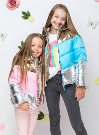 "Демисезонная куртка для девочки ""VKD-11"""