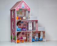 Кукольный домик Принцесса