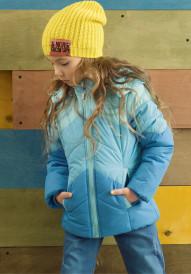 куртка для девочек (р.1-5)