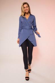 блуза LaVeLa Артикул: L50110 синий