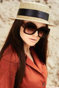 Квадратные солнцезащитные очки 1374.4160 от Seventeen