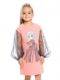 платье для девочек (р. 1-5)