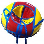 Санки-ватрушки ЕДУ-ЕДУ надувные. диаметр 75 см