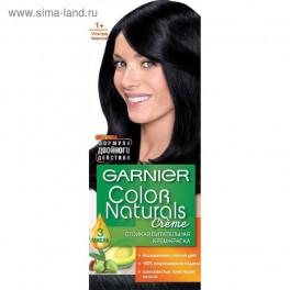 Крем-краска Garnier 1+ (Ультра Черный)