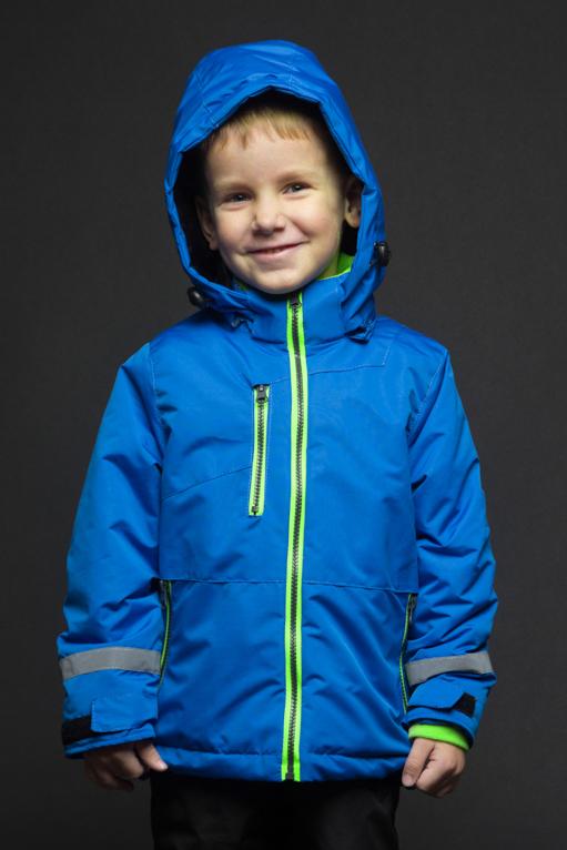 Болт    куртка утепленная для мальчика