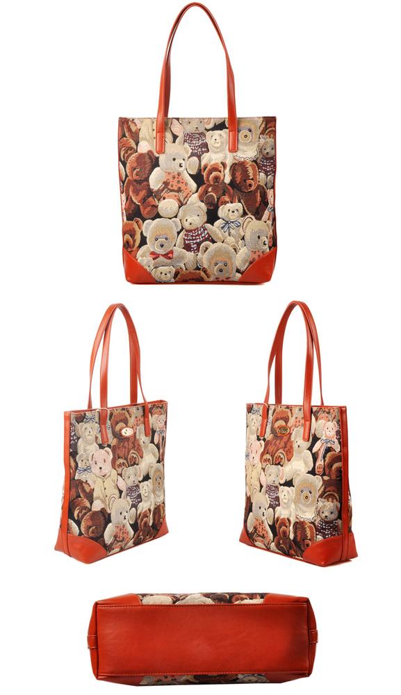 Гобелновые итальянские сумки