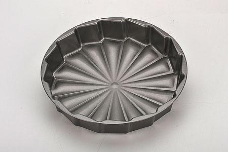 4077 Форма д/пирога кругл. MB(29х5,5см) (х24)