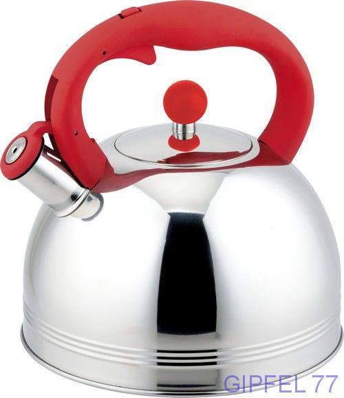GIPFEL Чайник для кипячения воды LARGO 2,5л.