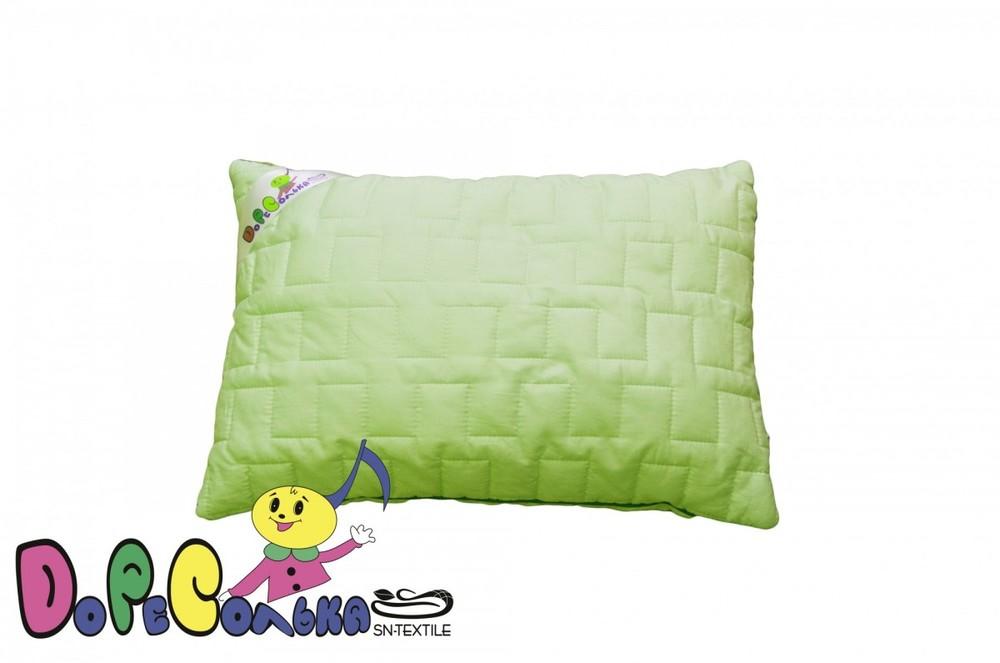 Подушка Панда стеганая  бамбук 40х60