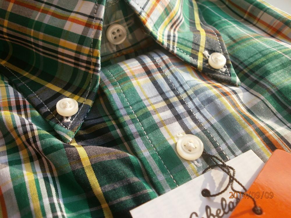 Американская рубашка с коротким рукавомJust Jason В НАЛИЧИИ!