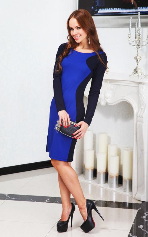 Стильное платье Lussotico