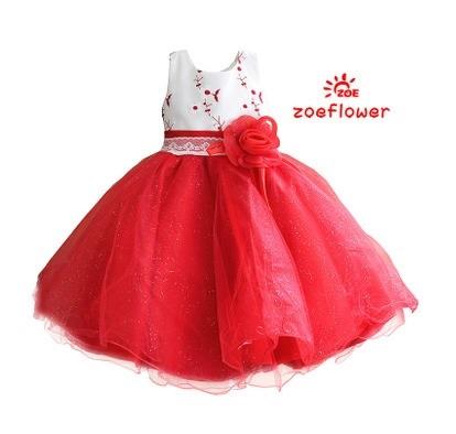 Нарядное платье Zoe Flower