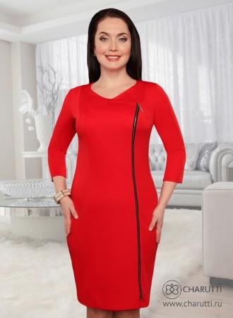 Платье Сальма (страсть)